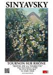 Exposition du peintre SINYAVSKY à Tournon sur Rhône(07)