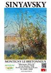 Exposition du peintre SINYAVSKY à Montigny le Bretonneux78)