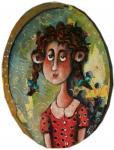 portrait sur toile 30x40